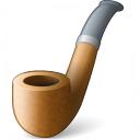 Tobacco Pipe Icon 128x128
