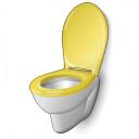 Toilet Icon 128x128