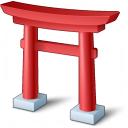 Torii Icon 128x128