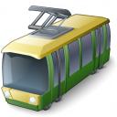 Tram Icon 128x128