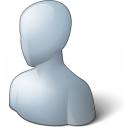 User Generic 2 Icon 128x128