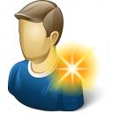 User New Icon 128x128