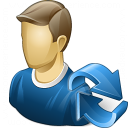 User Refresh Icon 128x128