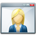 Video Chat Icon 128x128
