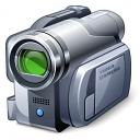 Videocamera Icon 128x128