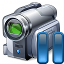 Videocamera Pause Icon 128x128