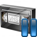 Videotape Pause Icon 128x128