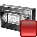 Videotape Stop Icon 128x128