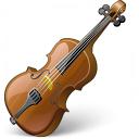 Violin Icon 128x128