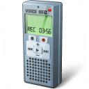 Voice Recorder Icon 128x128