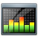 Window Equalizer Icon 128x128