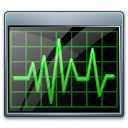 Window Oscillograph Icon 128x128