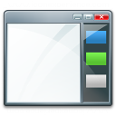 Window Sidebar Icon 128x128