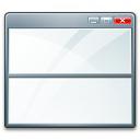 Window Split Ver Icon 128x128