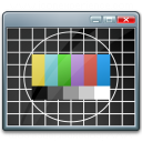 Window Test Card Icon 128x128