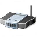 Wlan Router Icon 128x128