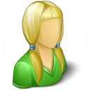 Woman 4 Icon 128x128