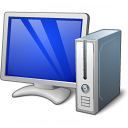Workstation Icon 128x128