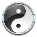 Yinyang Icon 128x128
