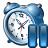 Alarmclock Pause Icon