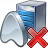 Application Server Delete Icon