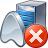 Application Server Error Icon