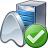 Application Server Ok Icon