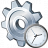 Gear Time Icon