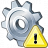 Gear Warning Icon