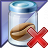Jar Bean Enterprise Delete Icon