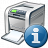 Printer Information Icon