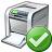 Printer Ok Icon