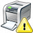 Printer Warning Icon