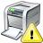 Printer Warning Icon