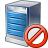 Server Forbidden Icon