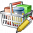 Shopping Basket Edit Icon