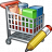 Shopping Cart Edit Icon