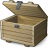 Ammunition Box Open Icon 48x48