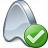 Application Ok Icon 48x48