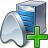 Application Server Add Icon 48x48