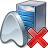 Application Server Delete Icon 48x48