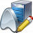 Application Server Edit Icon 48x48