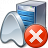 Application Server Error Icon 48x48