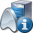 Application Server Information Icon 48x48