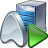 Application Server Run Icon 48x48