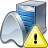 Application Server Warning Icon 48x48