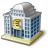 Bank House 2 Euro Icon 48x48