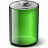 Battery Green Icon 48x48