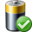 Battery Ok Icon 48x48