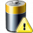 Battery Warning Icon 48x48